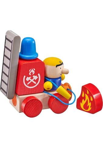 Selecta Stapelspielzeug »Klettini® Feuerwehr«, Made in Germany kaufen