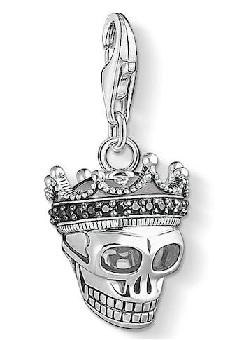 THOMAS SABO Charm - Einhänger »Totenkopf König, 1554 - 643 - 11« kaufen