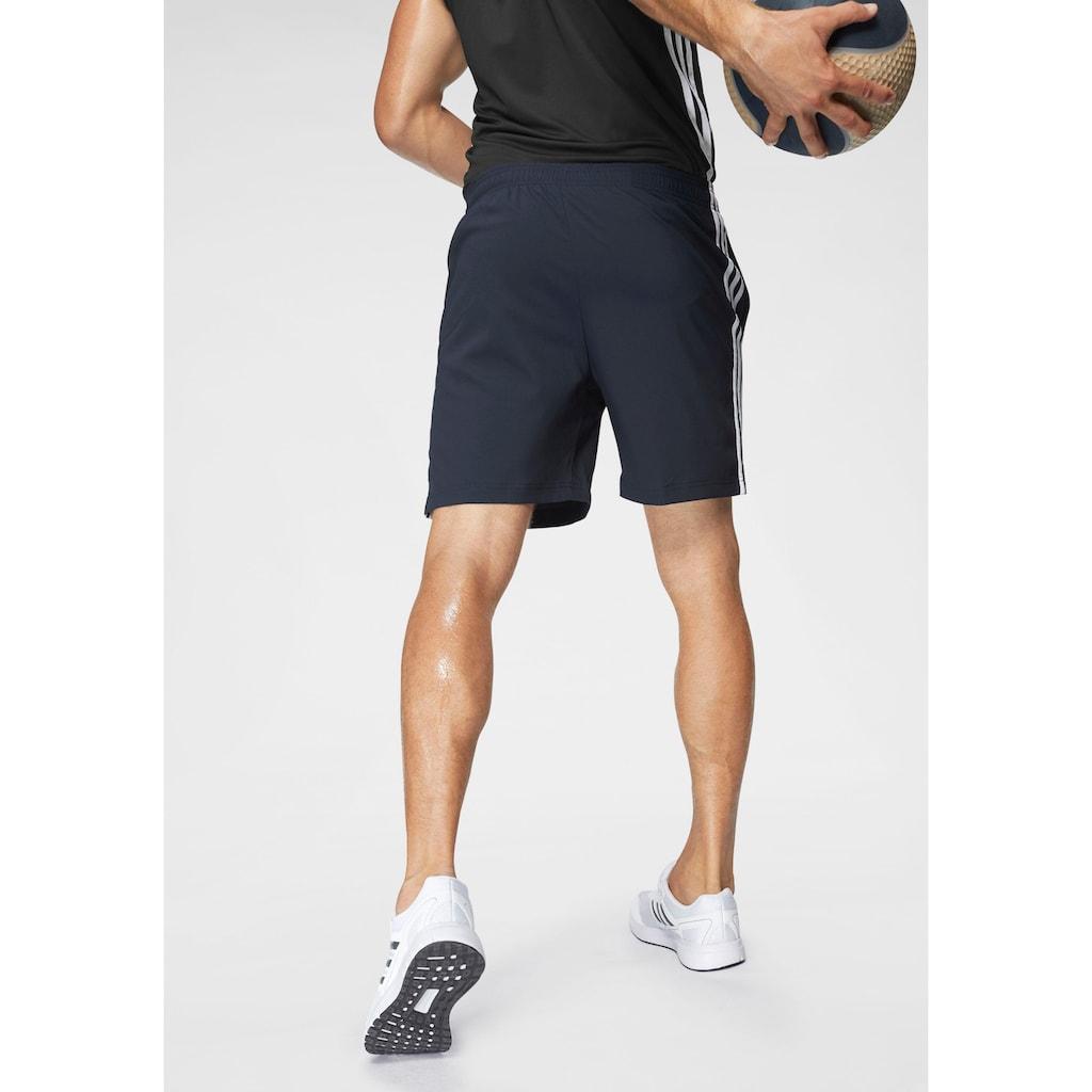 adidas Performance Trainingsshorts »ESSENTIALS 3-STREIFEN 7 INCH CHELSEA«
