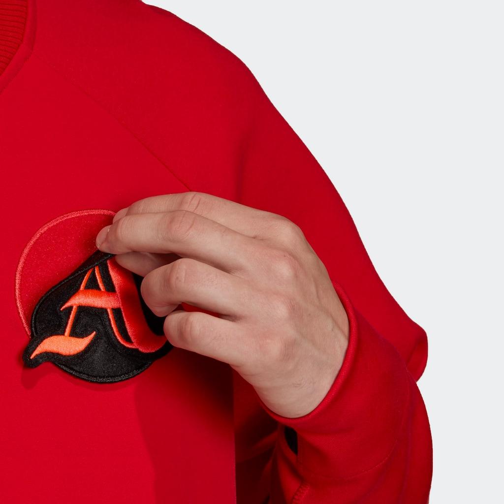 adidas Performance Bomberjacke »VRCT JACKET«