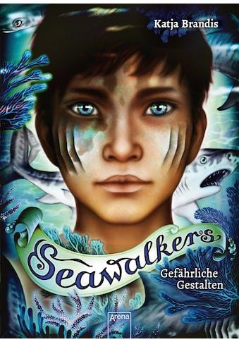 Buch Seawalkers (1). Gefährliche Gestalten / Katja Brandis; Claudia Carls kaufen