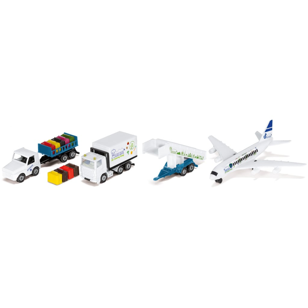 Siku Spielzeug-Flugzeug »SIKU Super, Flughafen«