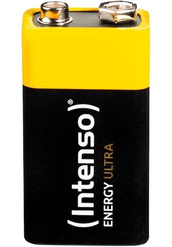 Intenso Batterie »Energy Ultra E 6LR61«, (1 St.) kaufen