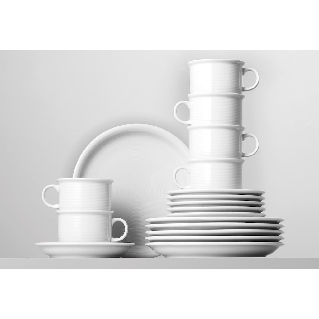 Thomas Porzellan Kaffeeservice »Trend«, (Set, 18 tlg.), Mikrowellengeeignet