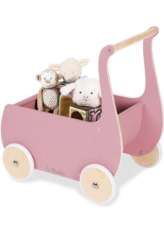 Pinolino® Puppenwagen »Mette, rosa« kaufen