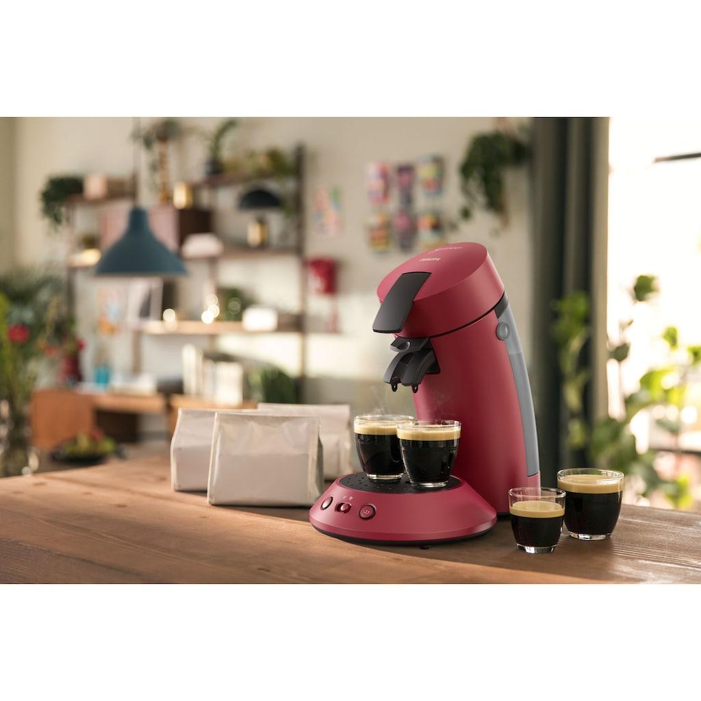Senseo Kaffeepadmaschine »Original Plus CSA210/90«, inkl. Gratis-Zugaben im Wert von 5,- UVP