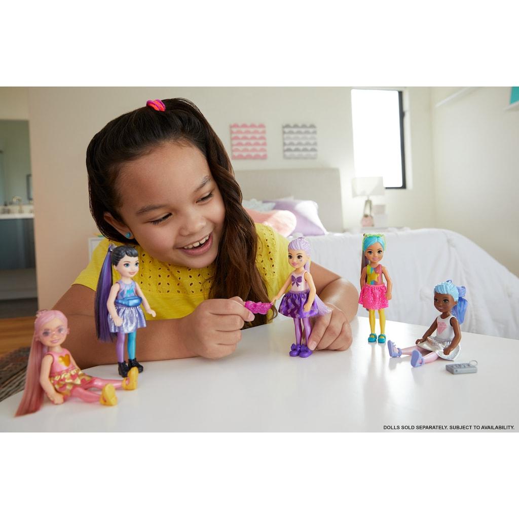 Barbie Anziehpuppe »Color Reveal, Chelsea«, Glitzer Serie Überraschungsset