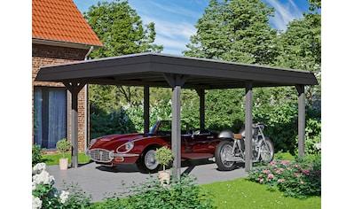 SKANHOLZ Einzelcarport »Wendland«, BxT: 409x628 cm kaufen