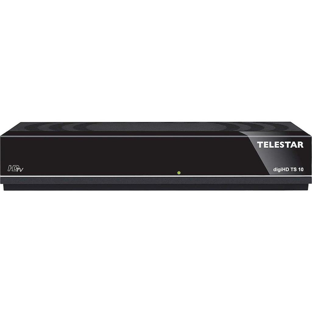 TELESTAR SAT-Receiver »digiHD TS 10«, DVB-S, DVB-S2, HDMI, Scart, USB