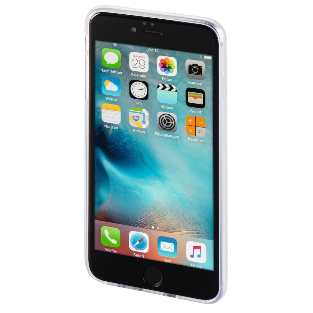 Hama Soft Cover Case Handyhülle für Apple iPhone 7 Plus / 8 Plus