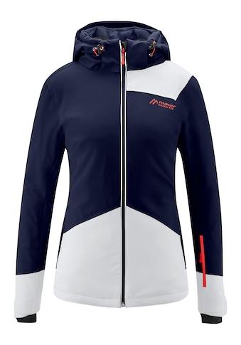 Maier Sports Skijacke »Coral Edge W«, Sportlich, trendige Skijacke, warm wattiert kaufen