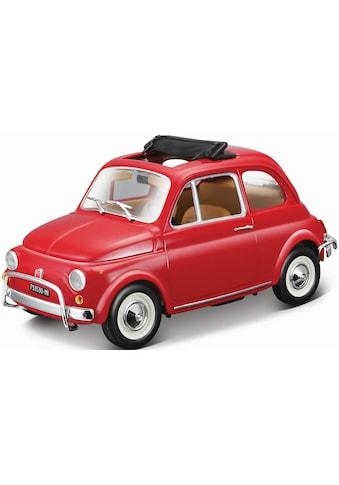 Bburago Sammlerauto »Fiat 500L (1968)«, 1:24 kaufen