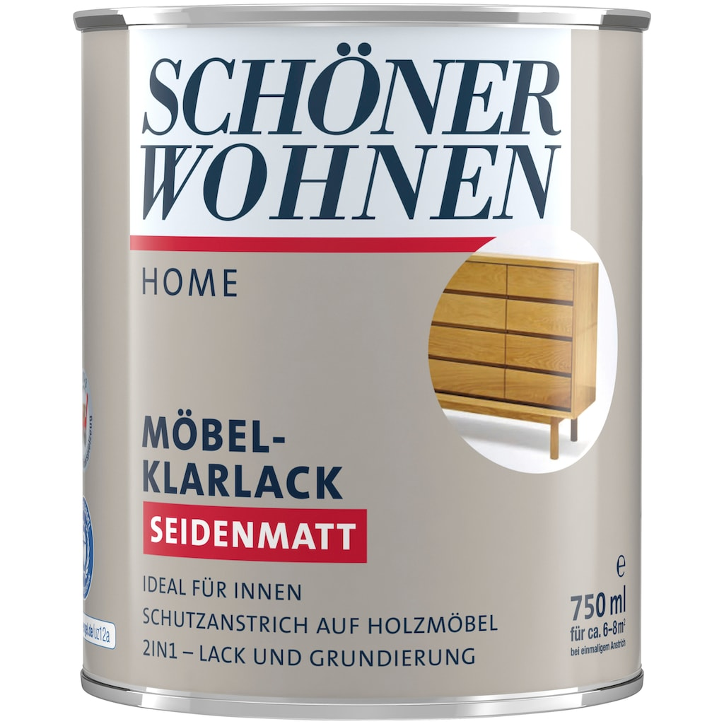 SCHÖNER WOHNEN-Kollektion Klarlack »Home Möbel-Klarlack«