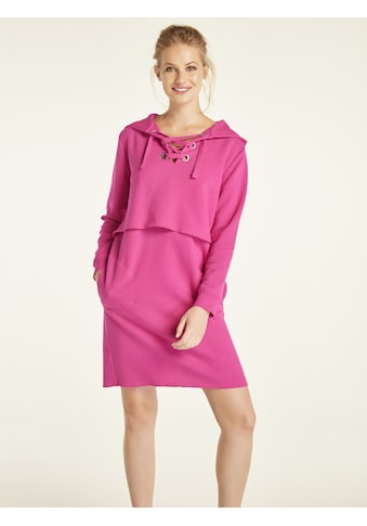 Kleid trageangenehme Sweatware kaufen
