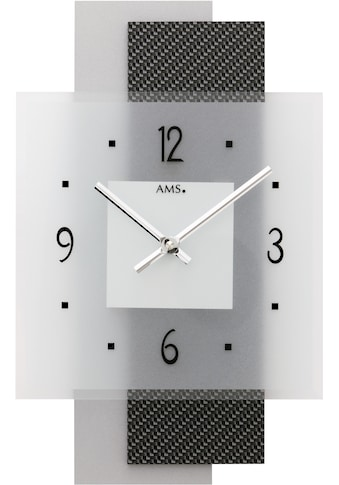 AMS Wanduhr »9243« kaufen