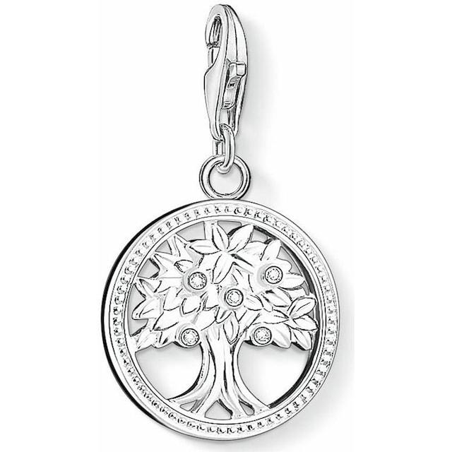 THOMAS SABO Charm-Einhänger »Lebensbaum, 1303-051-14«
