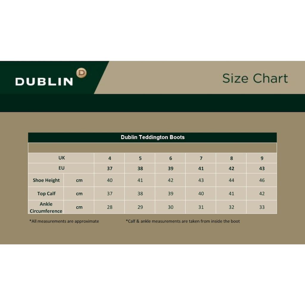 Dublin Stiefel »Unisex Teddington Leder«