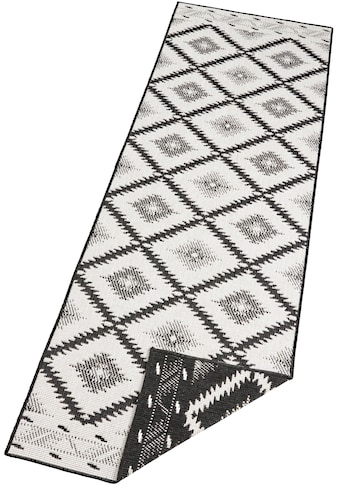 bougari Läufer »Malibu«, rechteckig, 5 mm Höhe, In- und Outdoor geeignet, Wendeteppich kaufen