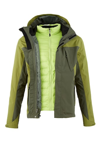 Jeff Green 3 - in - 1 - Funktionsjacke »Harry« kaufen