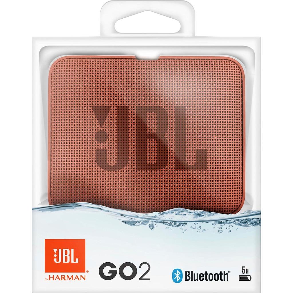 JBL Portable-Lautsprecher »GO 2«