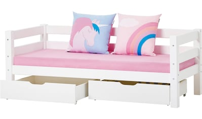 Hoppekids Bett »Einhorn«, - oder »Romantik«-Motiv kaufen