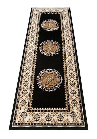 Läufer, »Shari«, DELAVITA, rechteckig, Höhe 7 mm, maschinell gewebt kaufen