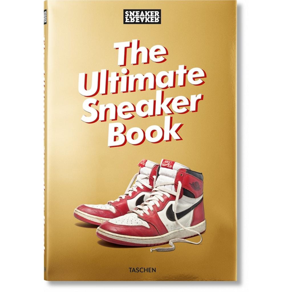 Buch »Sneaker Freaker. The Ultimate Sneaker Book / Simon Wood«