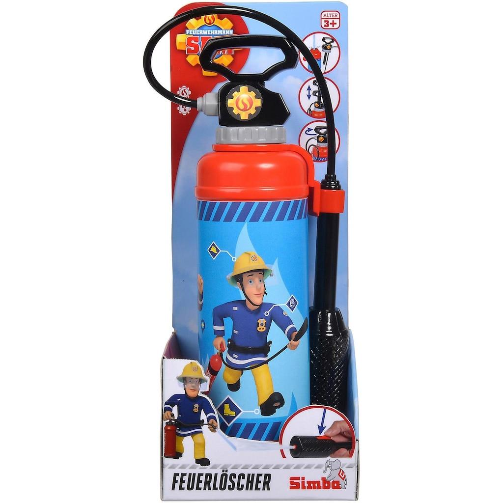 SIMBA Badespielzeug »Feuerwehrmann Sam, Feuerlöscher Pro«
