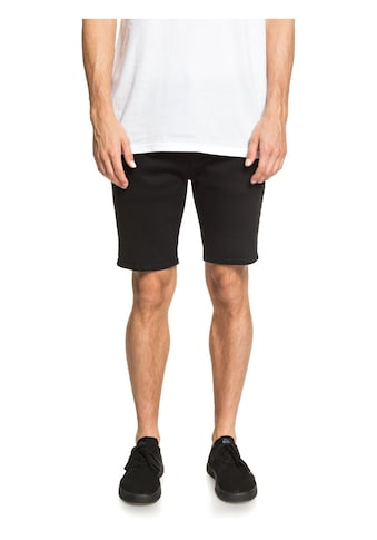"Quiksilver Jeansshorts »Voodoo Surf Black Black Short 18""« kaufen"
