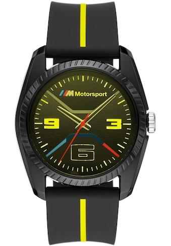 BMW Quarzuhr »M MOTORSPORT, BMW1006« kaufen