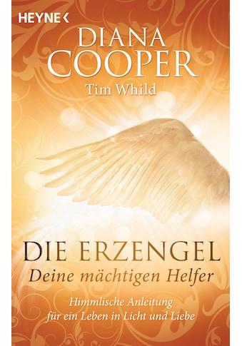 Buch »Die Erzengel - deine mächtigen Helfer / Diana Cooper, Tim Whild, Manfred Miethe« kaufen