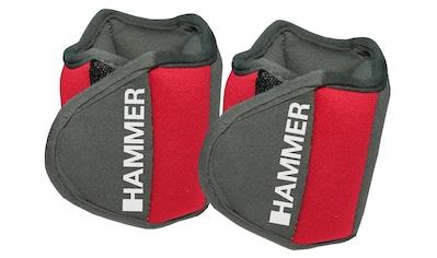 Hammer Gewichtsmanschette »Hammer Set: Gewichtsmanschetten«, 1,5 kg (Set, 2 - tlg.) kaufen
