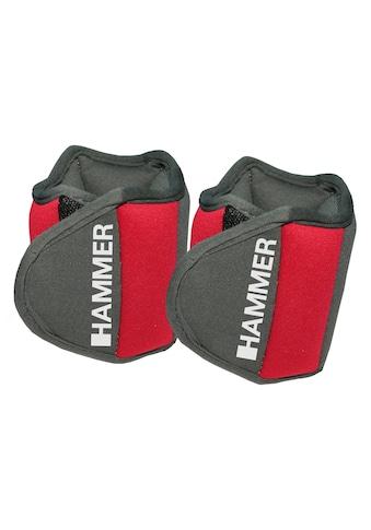 Hammer Gewichtsmanschette »Hammer Set: Gewichtsmanschetten«, 1,5 kg, (Set, 2 tlg.) kaufen
