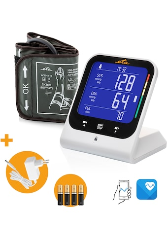 eta Oberarm-Blutdruckmessgerät »TMB-1583-BS ETA429790000«, Nutzung mit SMART App Medm BP kaufen