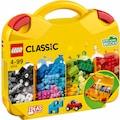LEGO® Konstruktionsspielsteine »Starterkoffer - Farben sortieren (10713), LEGO® Classic«, (213 St.), Made in Europe