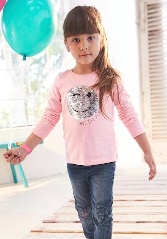 KIDSWORLD Print-Shirt, mit Wendepailletten kaufen