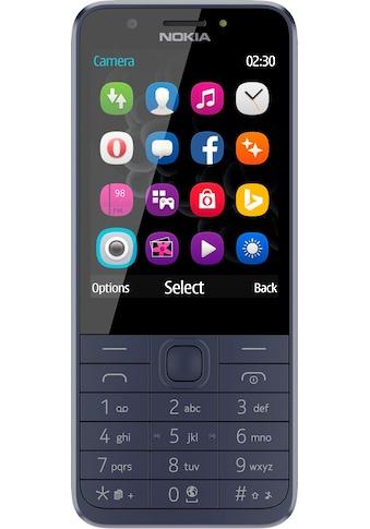 Nokia 230 Dual SIM Handy (7,11 cm / 2,8 Zoll, 2 MP Kamera) kaufen