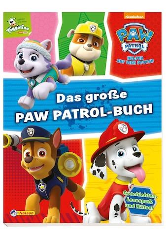 Buch »PAW Patrol: Das große PAW-Patrol-Buch / DIVERSE« kaufen