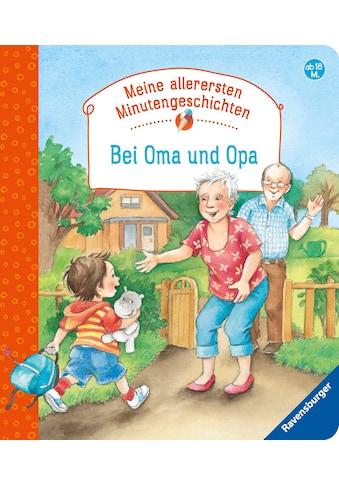 Buch »Bei Oma und Opa / Frauke Nahrgang, Susanne Szesny« kaufen