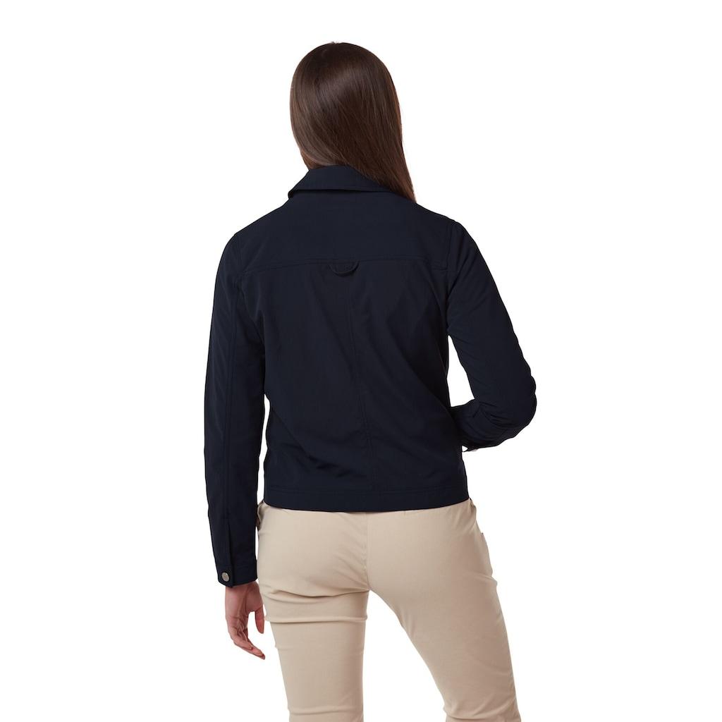 Craghoppers Funktionsjacke »Damen NosiLife Jacke Juliana mit Knopfverschluss«