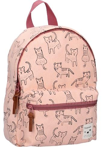 Kidzroom Kinderrucksack »Animal Academy Cat Small« kaufen