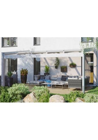 SKANHOLZ Terrassendach »Novara«, BxT: 557x259 cm, versch. Farben kaufen