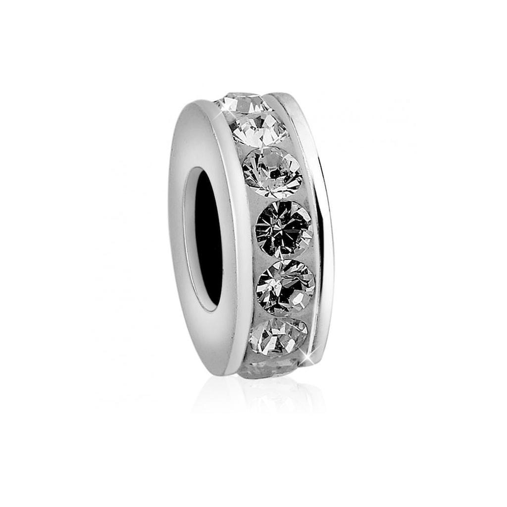 Nenalina Bead »Bead Basic Kristalle 925 Silber«