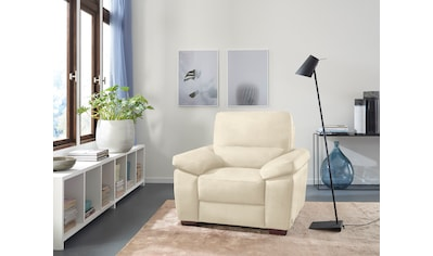 CALIA ITALIA Sessel »Gaia«, mit Luxus-Microfaser Ginevra Hydro Care kaufen