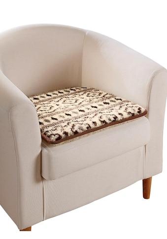 Sofa- und Sesselauflage aus reiner Schafschurwolle kaufen