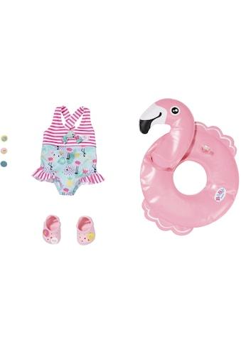 Baby Born Puppenkleidung »Holiday Schwimmspaß«, (Set, 9 tlg.) kaufen