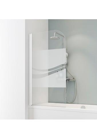 Schulte Badewannenaufsatz »Liane«, mit Sichtschutz kaufen