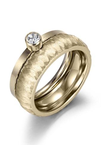 Firetti Ring-Set »2,0 mm, 4,0 mm, glanzvoll, matt, gekratzt, strukturiert,... kaufen