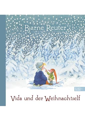 Buch »Vida und der Weihnachtself / Bjarne Reuter, Ursula Seeberg« kaufen
