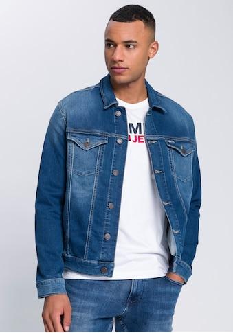 Tommy Jeans Jeansjacke »REG TRUCKER JK« kaufen